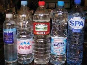 中国の飲料水